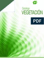 Catálogo vegetación