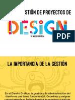 Proceso gestión diseño