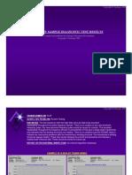 2 FRAMIT Sample Diagnostic Tests
