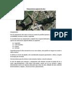 Planeamiento Regional de Obra