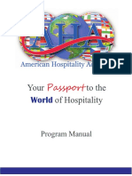 AHA Program Manual