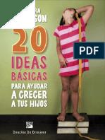 20 ideas básicas para ayudar a crecer a tus hijos. Cuaderno de notas - Chandra Atkinson.pdf