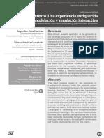 Funciones en contexto. Una experiencia enriquecida en la modelación y simulación interactiva (Artíc).pdf