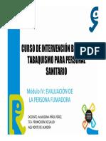 Intervencion Basica Tabaquismo