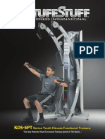 TuffStuff Youth Fitness Brochure - KDS Series
