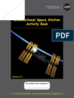 International Space Station Activity Book