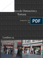 Ex Centros de Detención y Tortura. Fuentes- Pacheco(PPT)