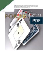 Pasang Poker Online CC Uang Rupiah Asli