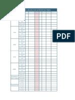 Tabela Para Cálculo Do Almutem Do Mapa