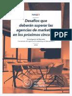 Investigación de Mercado - Crecimiento de Agencias en Latinoamerica