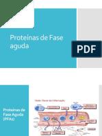 Proteínas de Fase Aguda