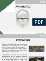 SESIÓN N°02 - INTRODUCCIÓN PAVIMENTOS