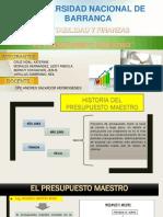 Grupo Exposicion Presupuesto Maesto