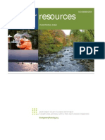 Water Resources Functional Plan Appendix (November 2009)