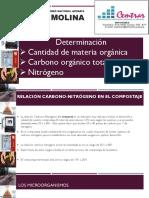 Expo Calidad Nitrogeno Carbono