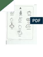 Alfabeto de Figuras