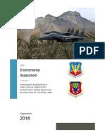 Air Force Idaho Draft Environmental Assessment