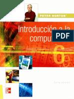 Introducción a La Computación, 6ta Edición - Peter Norton-LibrosVirtual