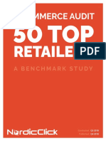 retail benchmark study