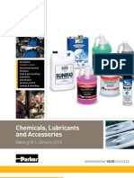Parker Chemicals Heat Transfer Mastic and Lubricant