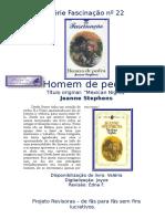 22 Jeanne Stephens - Homem de pedra (Fascinação 22).doc
