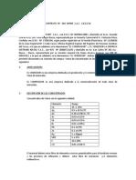Contrato Compra - Venta Minerales