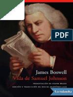 Vida de Samuel Johnson - James Boswell.pdf