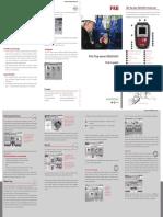 FAG Top-Laser EQUILIGN Pocket Guide Eng