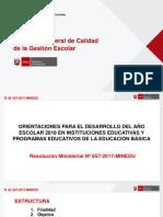 1. PPT_RM 657-2017-MINEDU (1)