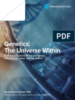 Pn eBook Genetics the Universe Within