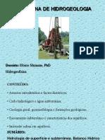 Hidrogeologia ISCTEM