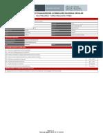 Reporte de Evaluacion III Simulacro Nacional Escolar Turno Tarde Ccesa007