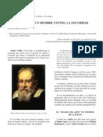 Abjuración de Galileo Galilei