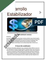 Desarrollo Estabilizador Mexicano