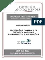 09-Prevenção e Controle de Riscos Em Máquinas, Equipamentos e Instalações