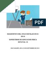 Diagnostico Del Ciclo Escolar 2016-2017 Huatabampo