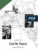 Alaska Wing - Annual Report (1972)