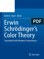 Schrodinger Color Theory
