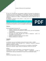 Programa Evaluación de Los Aprendizajes