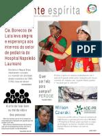Revista GENTE ESPÍRITA Outubro de 2018 OficinaCABarros