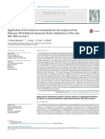 2014 Bolivian Amazonia Flood Application of the New HEC RAS 5