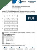 Exercicios de Informatica - Aula 01 e 02