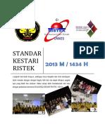 STANDAR KESTARI RISTEK.pdf