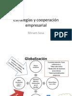 Estrategias y Cooperación Empresarial