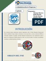 FMI - Finanzas Internacionales