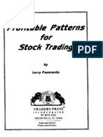 Profitable Patterns for Stock Trading - Larry Pasavento