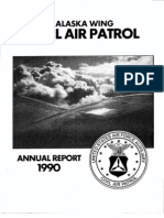 Alaska Wing - Annual Report (1990)