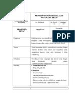 Prosedur Operasional Alat NYCOCARD HBA1C