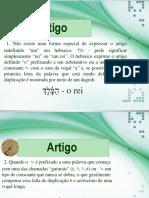 04 - Artigo Conjunção & Preposição