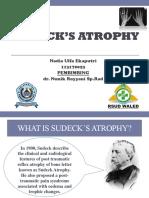Sudeck's Atrophy